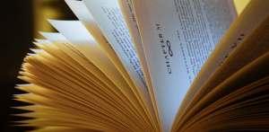 Printed book image
